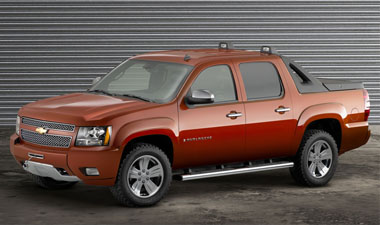 chevy avalanche news reviews accessories. Black Bedroom Furniture Sets. Home Design Ideas